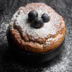 Keto Blueberry Muffin