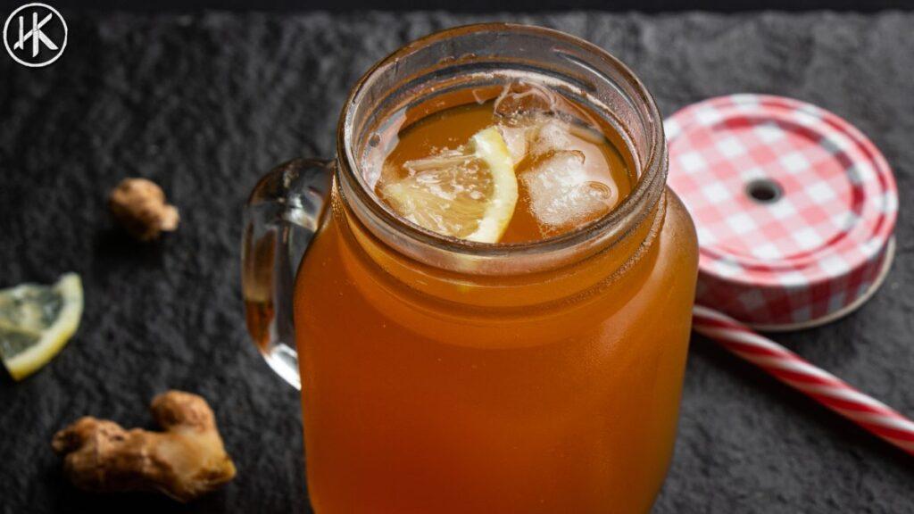 sugarfree iced tea