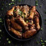 Japanese Style Keto Chicken Wings